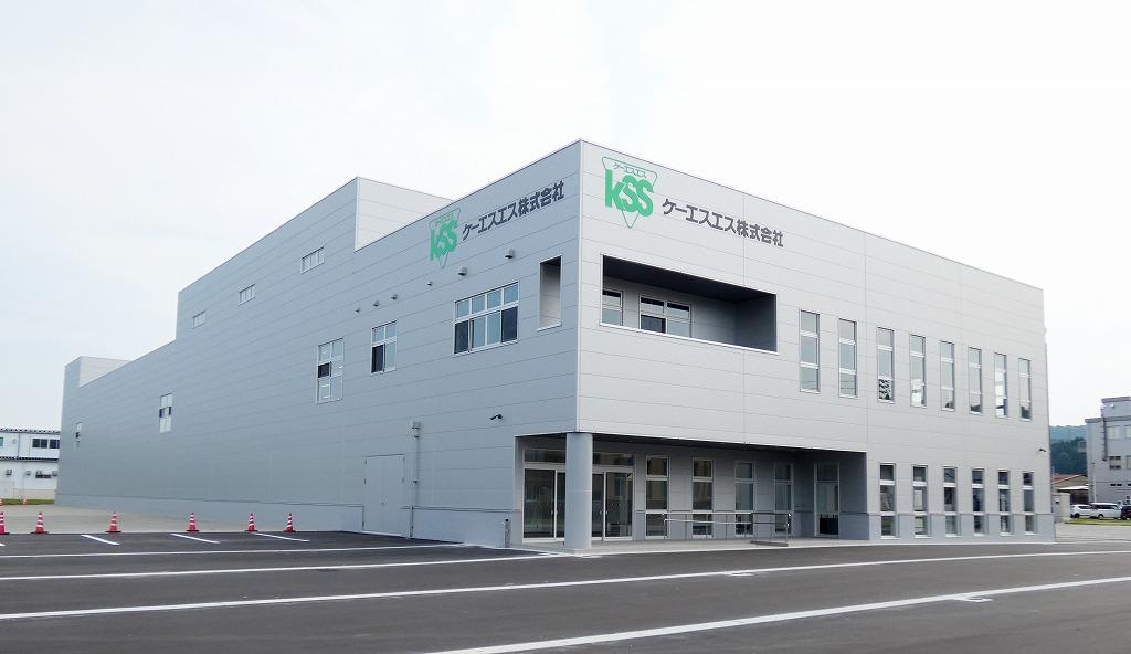 KSS小千谷第3工場増築棟